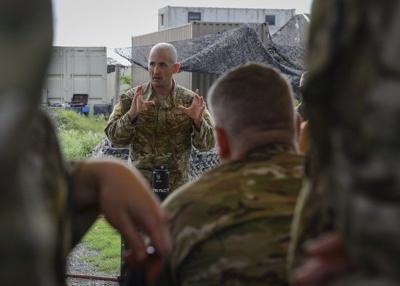 Air Force SERE modernizes training