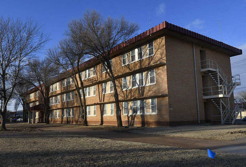 City help needed for proposed dormitory project at Vance AFB