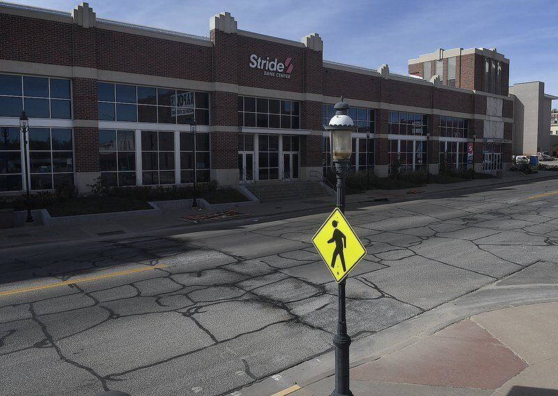 Main Street's crosswalk art project starts Saturday