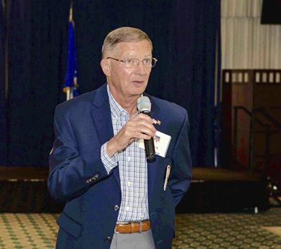 Retired Vietnam ace inducted into 'Partners in the Sky' at Vance