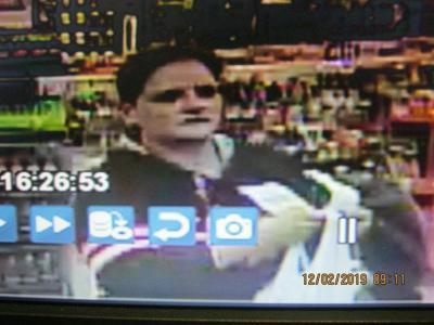 Police seek information on fraud suspect