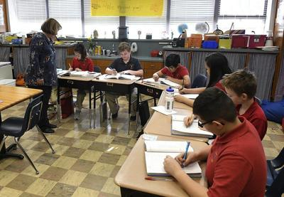Catholic school growing steadily, looking for a pathway to expand