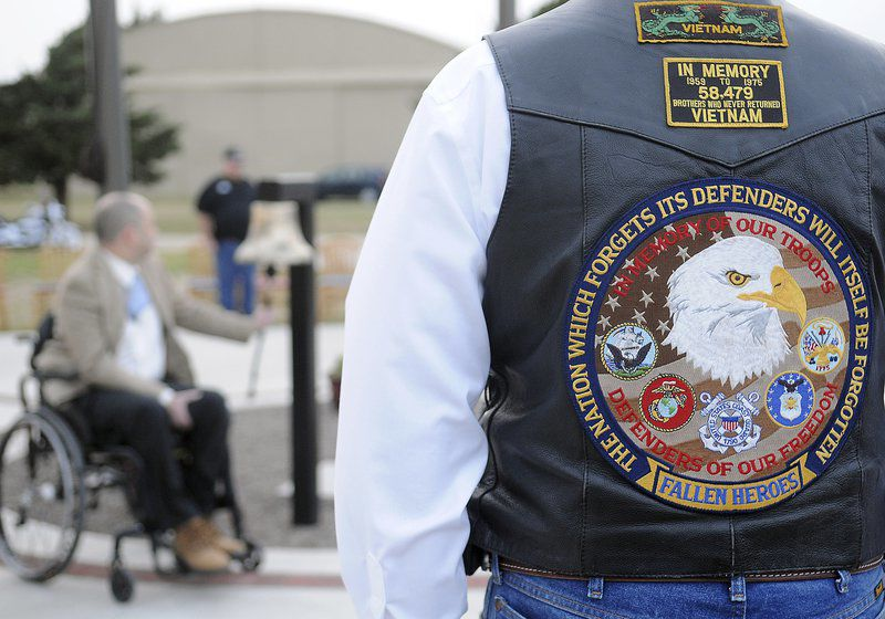 Carry the Flame to honor veterans, their families