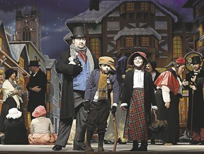 'Scrooge!'