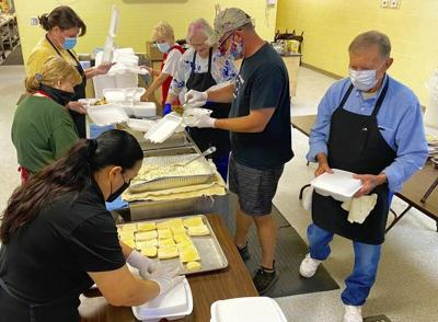 Enid's Our Daily Bread needing help to feed those in need