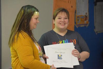 EPS Foundation presents teacher grants