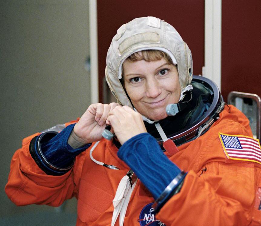 Collins astronaut