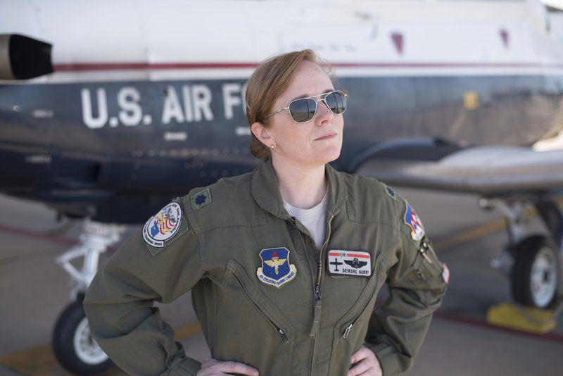 Vance instructor flies to all 108 Okla. airports, hopes to inspire future aviators