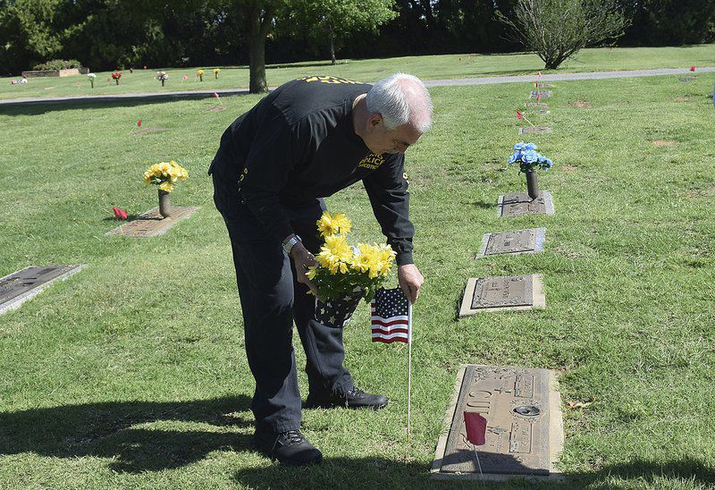 EPD pays respects to those who served before