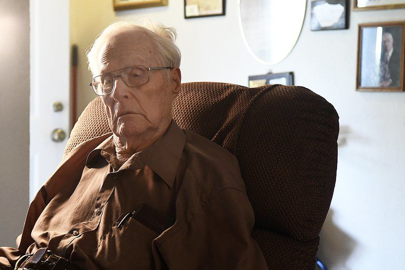 D-Day brings birthday memories of war for Enid man