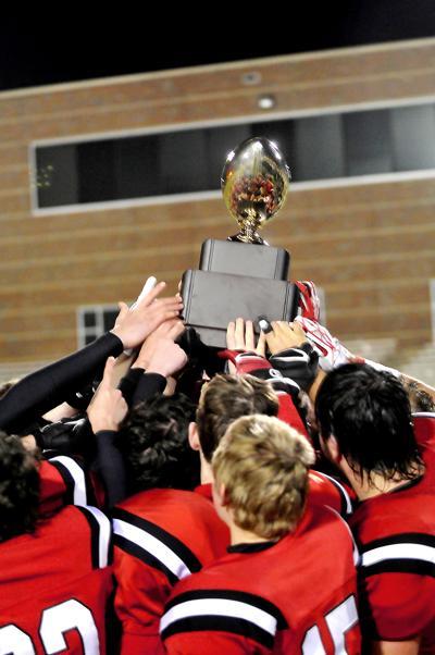 Cherokee trophy