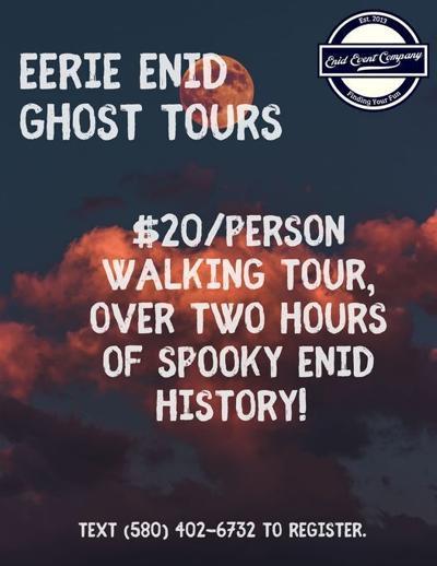 Eerie Enid Ghost Tours