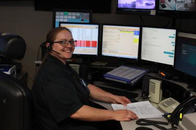 911 dispatchers go beyond call of duty