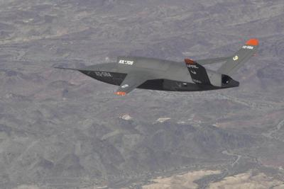 Oklahoma-built XQ-58A UAV completes 2nd successful flight
