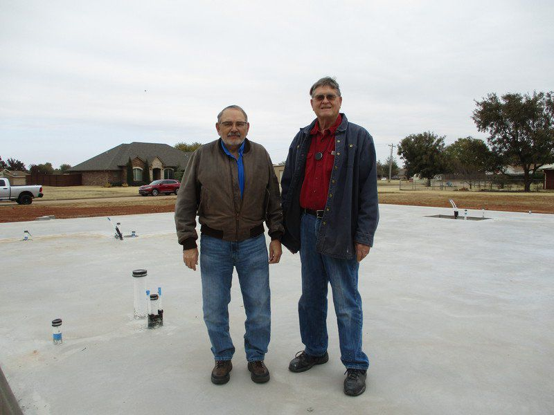 Volunteers, donations needed to build home for wounded warrior