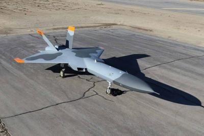 5GAT drone ready for first flight