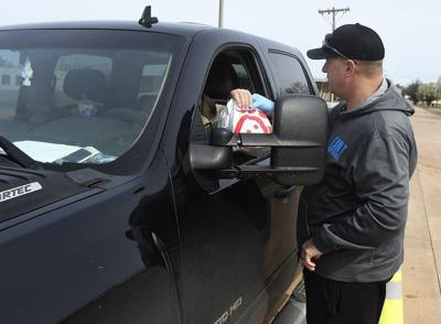 EJRT switching from softball to sack lunches to feed those in need