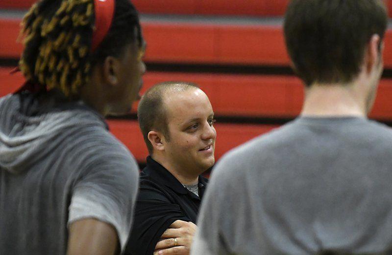 New NOC Enid men's basketball coach straight outta 'Hoosiers'