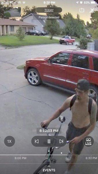 Police seeking public's help identifying potential thief