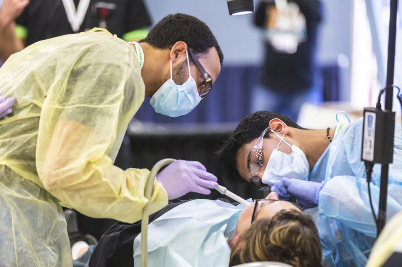Volunteers still needed for Oklahoma Mission of Mercy dental clinic in Feb.