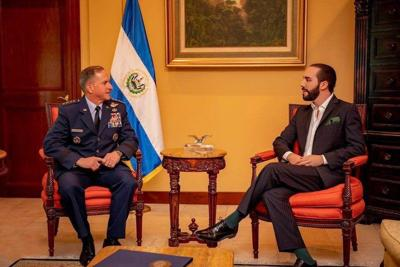 Goldfein strengthens bonds, partnerships with Western Hemisphere air chiefs