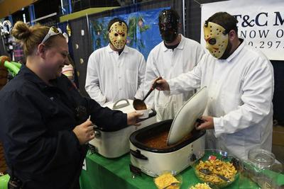 United Way Chili Cook-Off set for today