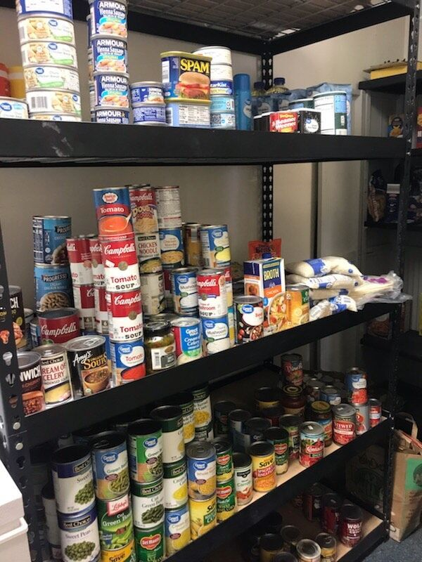 Drummond Food Pantry 1