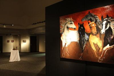 Cherokee Strip Regional Heritage Center hosting art show