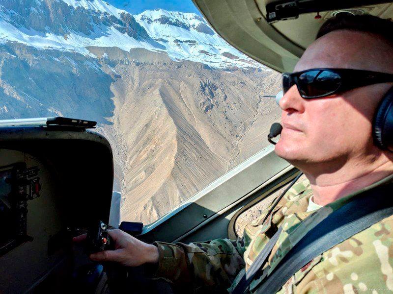Air adviser receives 2019 Lance P. Sijan Leadership Award