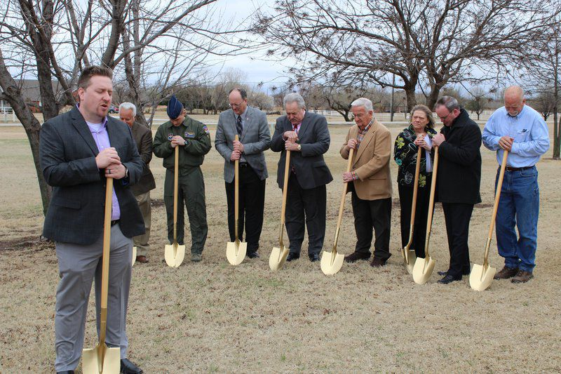 Circle of Care breaks ground on new home in Enid