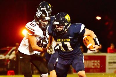 River Valley at Wellston football