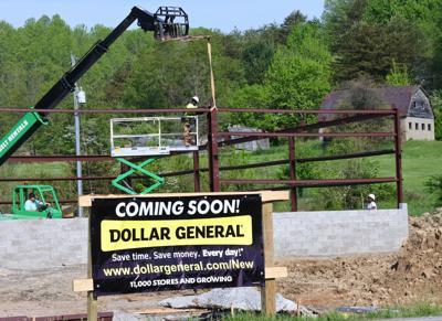 Coalton is getting a Dollar General