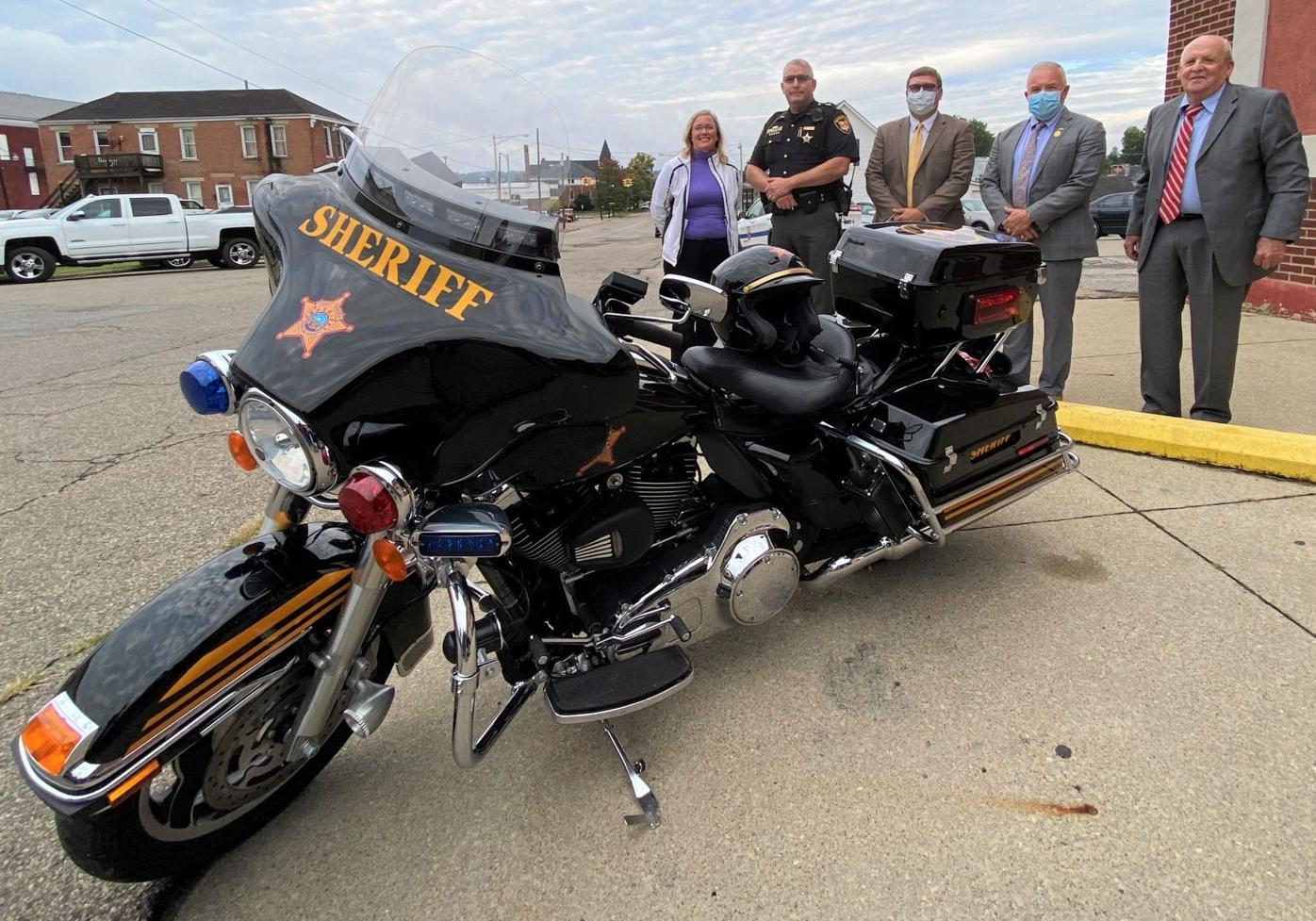 2009 Harley Davidson - group photo
