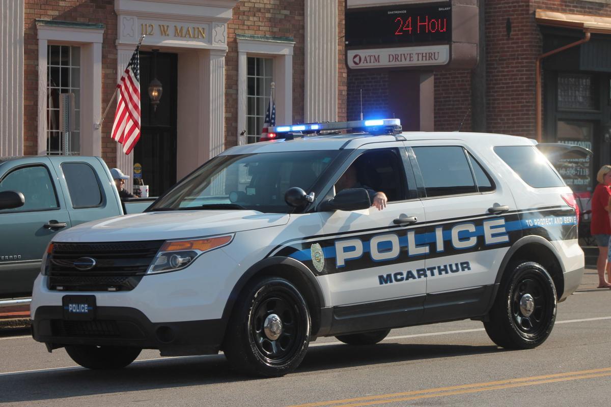 McArthur Police Department