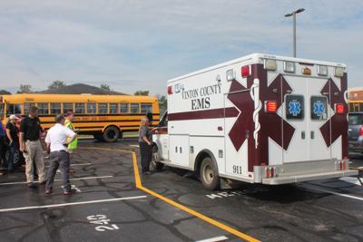 Emergency school exercise