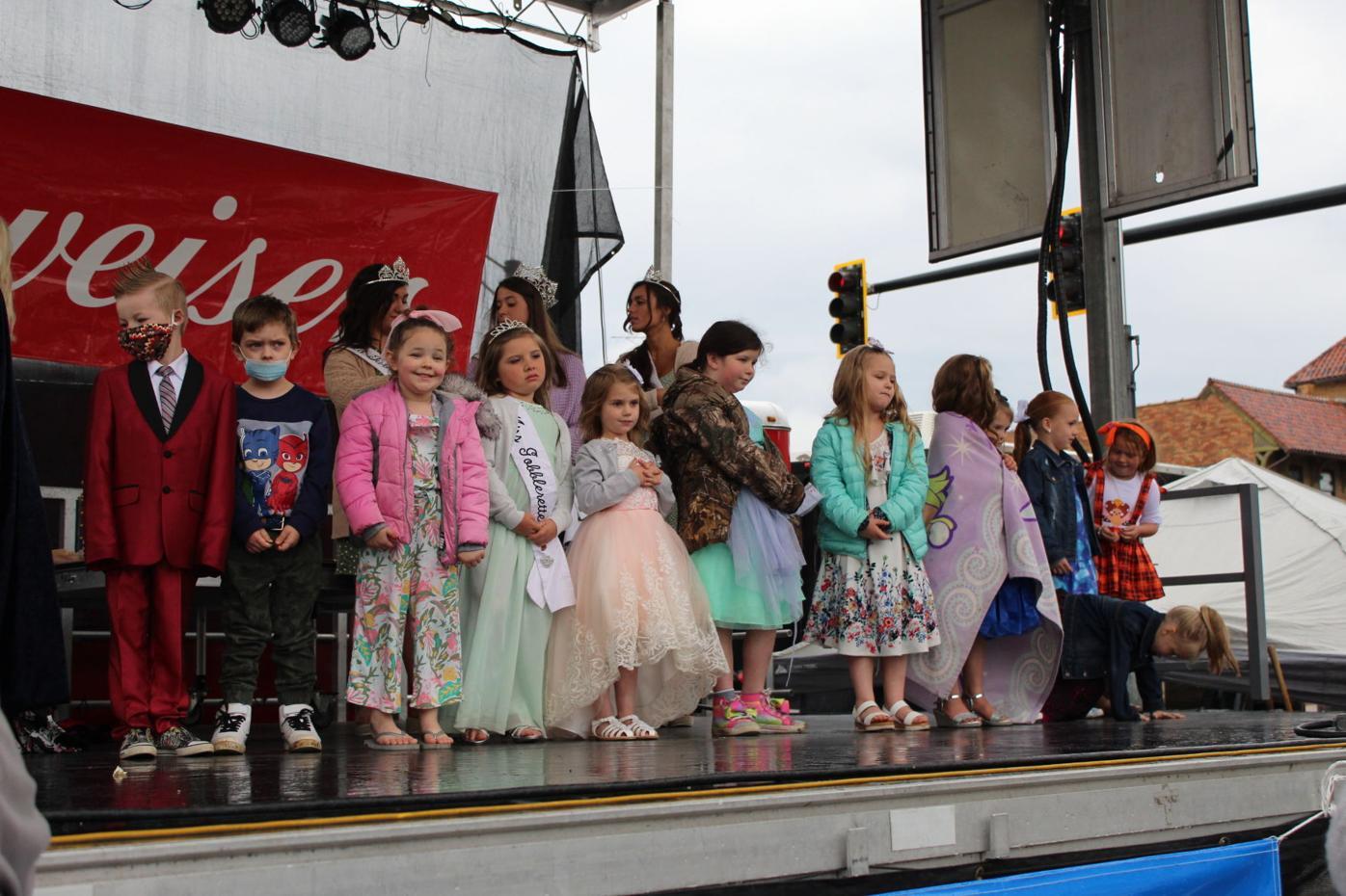 Little Mister Gobbler and Little Miss Goblerette group
