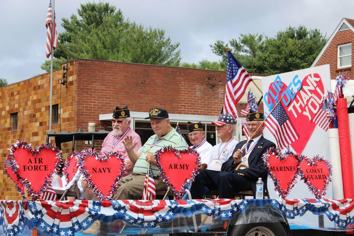 Wilkesville Veterans