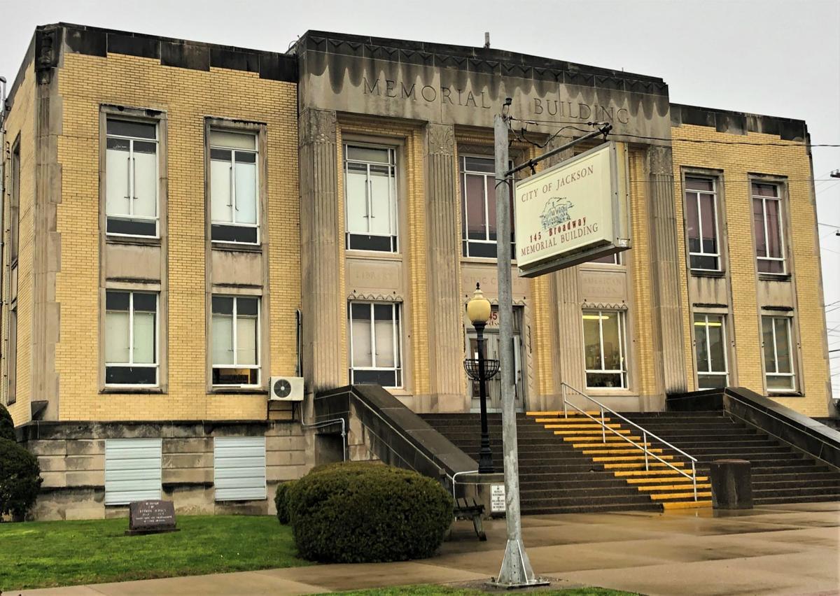 Jackson Memorial Building
