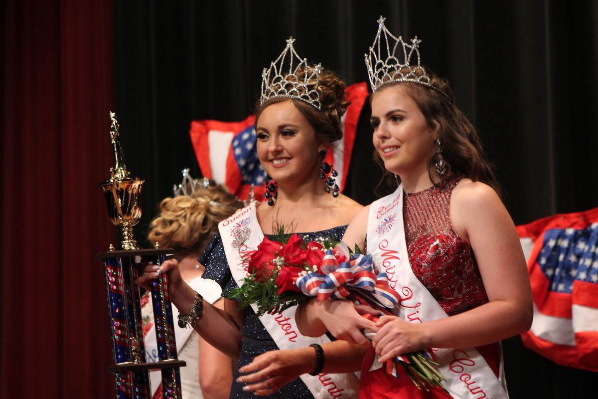 Beyer crowned Miss Vinton County