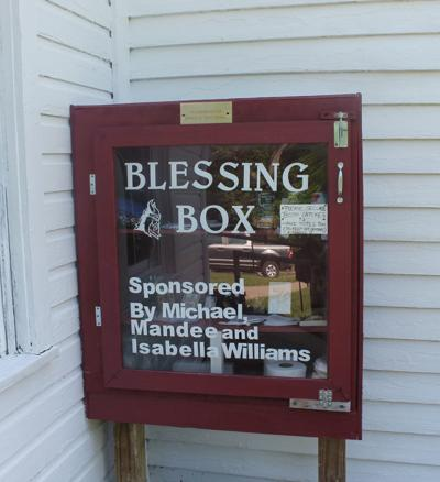 Blessing boxes