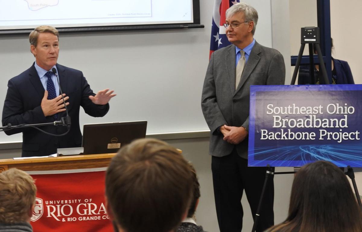 Ohio Lt. Governor Jon Husted speaking