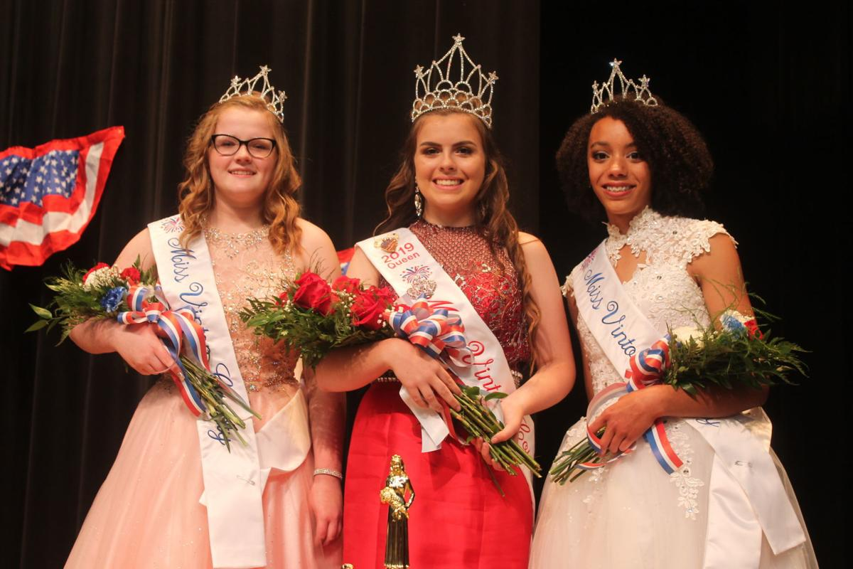 2019 Miss Vinton County Court