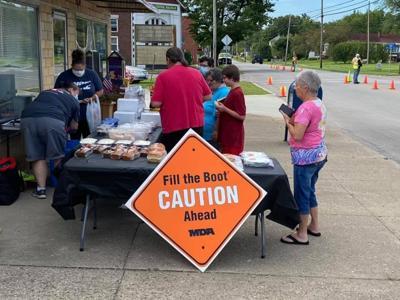 Hamden Volunteer Fire Department Bake Sale