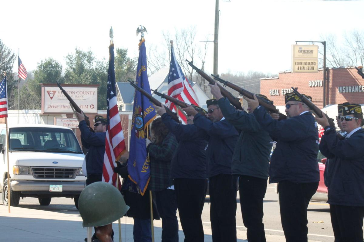 Honoring local veterans in Vinton County