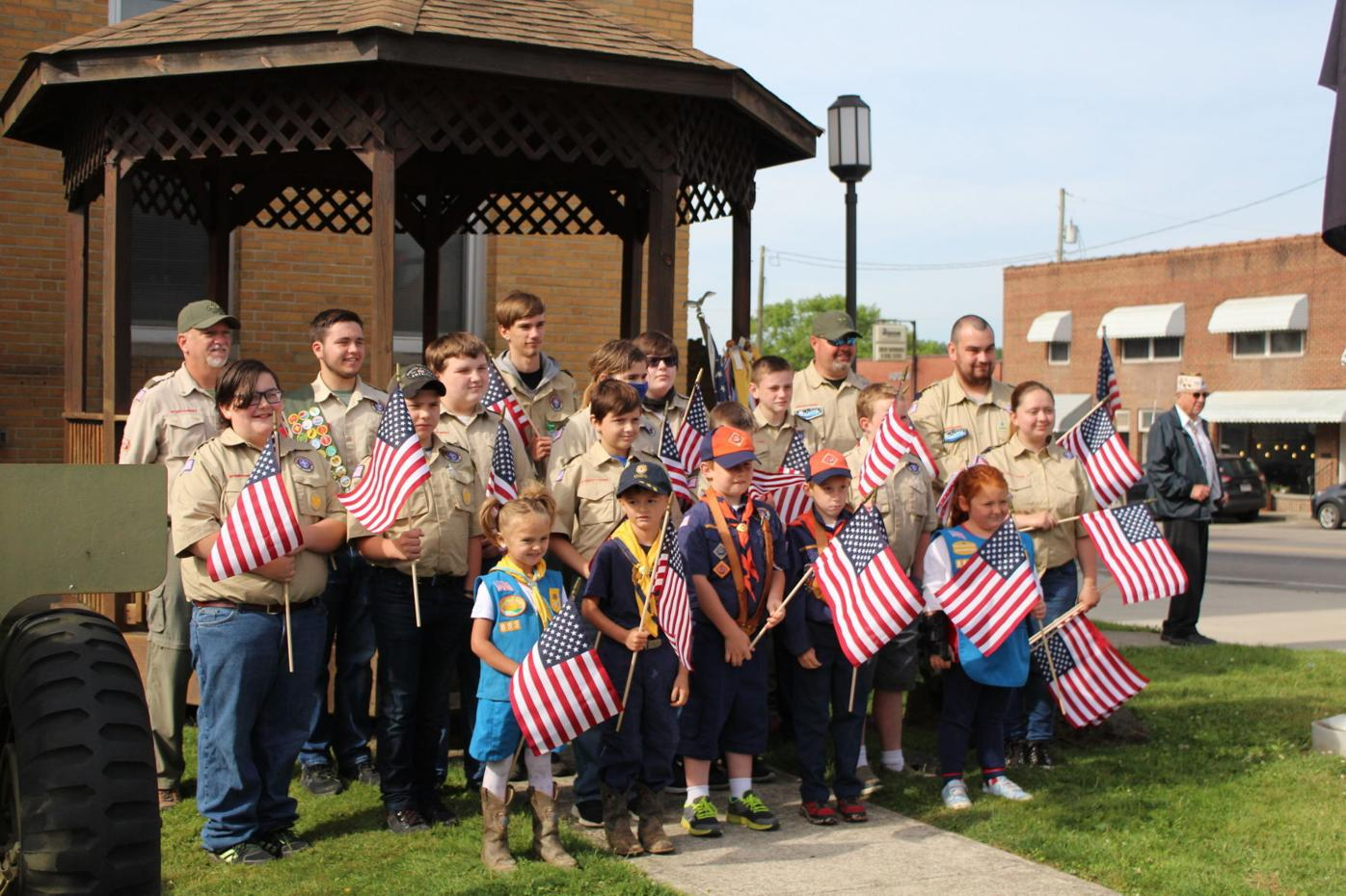 The Boys and Girls Scouts of McArthur