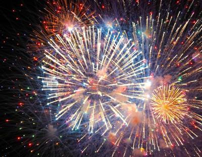 Wellston fireworks photo