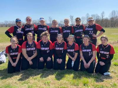 2020-21 Oak Hill softball