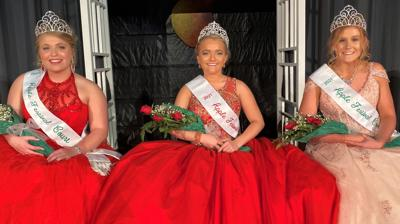 2021 Jackson Apple Festival Queen and Court