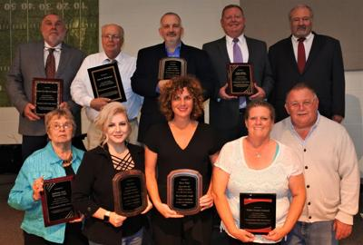 Chamber of Commerce honorees