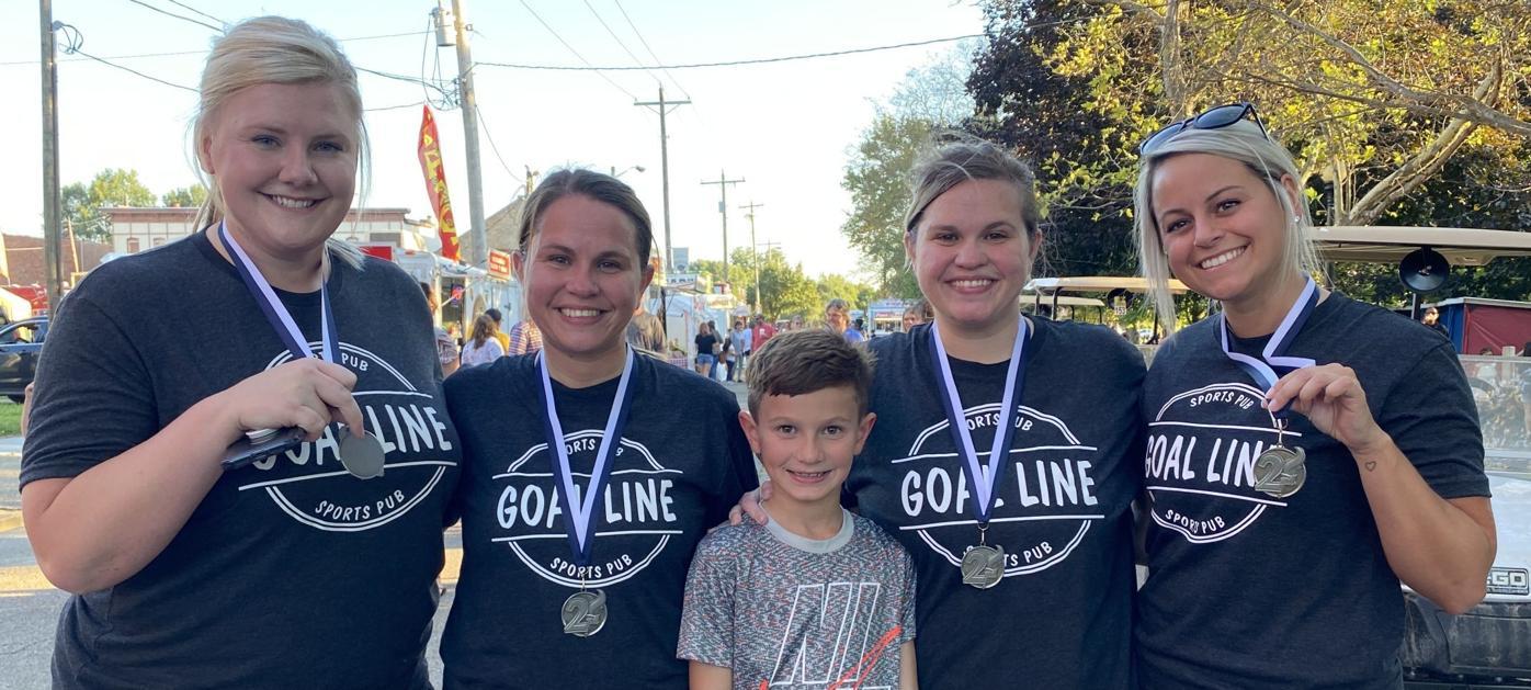 Team: Goal Line (The Golden Girls)